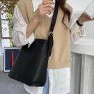 寬肩帶包包女包新款韓版ins大容量斜背包簡約單肩子母包大包