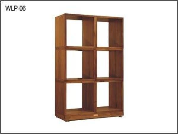 義大利精品 Homely Design 胡桃原木材質,純手工製造 WLP-06 LP唱片收藏櫃