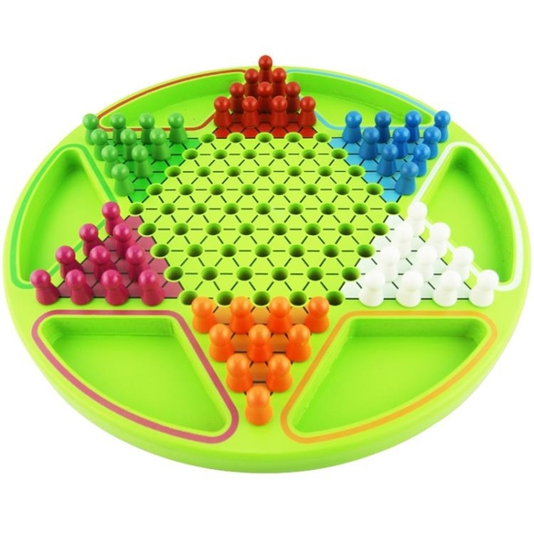 大號六角跳棋親子桌游戲成人兒童益智力玩具