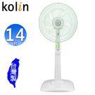 Kolin歌林14吋機械直立式電風扇 K...
