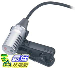 [美國直購] Sony 收音/ 錄音專用麥克風 ECM-CS10 Tie-Clip-Style Omnidirectional Business Microphone _TC2