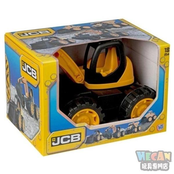 Teamsterz JCB 7吋 挖土機 62261