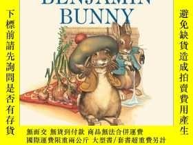 二手書博民逛書店The罕見Classic Tale of Benjamin Bunny Oversized Padded Boar