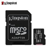 【Kingston 金士頓】Canvas Select Plus microSD 64GB 記憶卡(SDCS2/64GB)