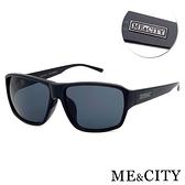 【南紡購物中心】【SUNS】ME&CITY 簡約素面太陽眼鏡 義大利設計款 抗UV(ME 110004 C101)