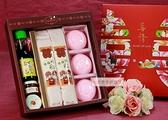 一定要幸福哦~~A03幸福抱稻精油皂禮盒、喜米、結婚、訂婚、喝茶禮、婚俗用品、喜茶