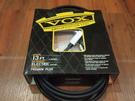 凱傑樂器 VOX AMPLIFICATION LTD 4 METERS 導線