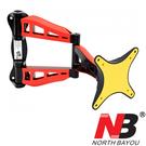 【出清特價】NB國際品牌 10~26吋鋁合金單臂雙節旋臂式壁掛架 NB787-S100