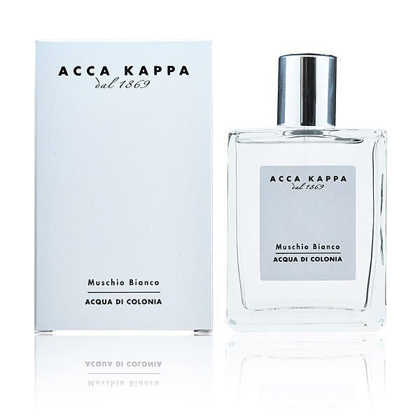 喬雅香水美妝~ Acca Kappa Muschio Bianco 白麝香 香水 100ML