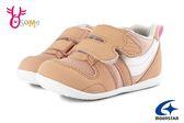 Moonstar月星 HI系列 寶寶運動鞋 小童 輕量 日本機能鞋 I9619#橘色◆OSOME奧森童鞋