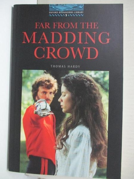【書寶二手書T1/原文小說_IJK】Far from the Madding Crowd_Hardy, Thomas/ West, Clare (CO