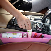 汽車座椅夾縫收納盒掛袋用品小車上車載置物網兜手機多功能裝飾品  【交換禮物熱賣】