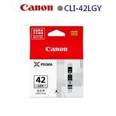 CANON CLI-42LGY 原廠墨水匣 (淺灰)
