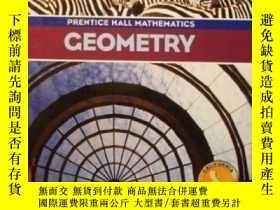 二手書博民逛書店Geometry罕見California Teacher s Edition-幾何學加州教師版Y436638
