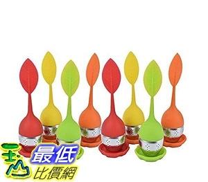 CRIVERS Practical Loose Leaf Tea Infuser, Stainless Steel Tea Strainer Tea Steeper Teapot Long