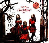 華麗菲娜 Red Moon CD附DVD (音樂影片購)
