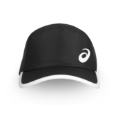 ASICS 網球帽(防曬 遮陽 帽子 鴨舌帽 亞瑟士≡體院≡