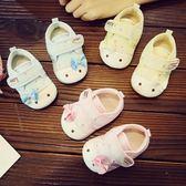 雙十二狂歡  2至12個月3新生兒鞋子4秋季軟底5女寶寶6布鞋7小孩穿8寶寶學步鞋9【居享優品】
