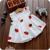 夏季 嬰兒衣服5個月女寶寶韓版連身裙夏裝女童公主裙子0-1-2-4歲『夢娜麗莎精品館』