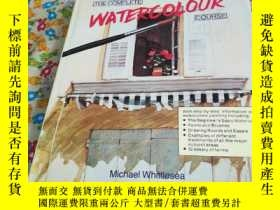 二手書博民逛書店THE罕見COMPLETE WATERCOLOURY185543