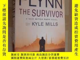 二手書博民逛書店The罕見Survivor by Vince Flynn 英文原