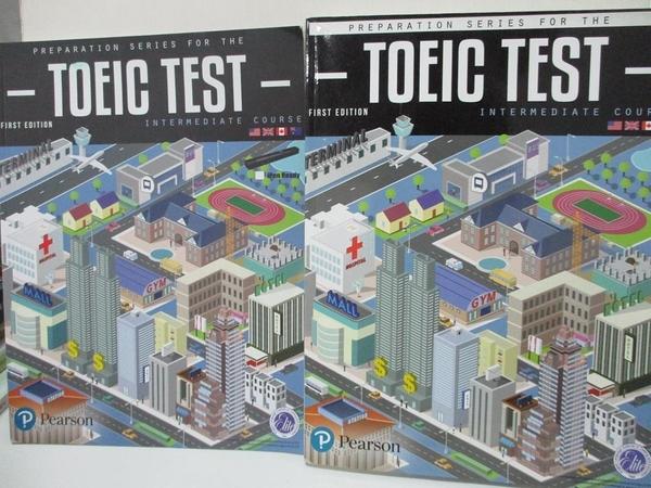 【書寶二手書T1/語言學習_KJI】Preparation Series For The New TOEIC Test…