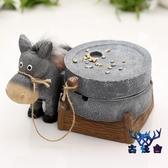 中國風擺件裝飾品桌面煙灰缸個性禮物樹脂擺件【古怪舍】