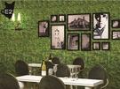 【仿3D壁紙】歐洲藝術牆紙 自黏裝飾壁貼...