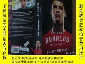 二手書博民逛書店Cristiano罕見Ronaldo (EXPORT)羅納爾多Y