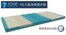 7段式8cm電動床專用釋壓床墊