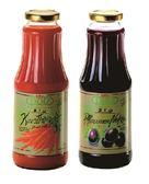 清淨生活 POLZ德國好鮮有機純紅蘿蔔汁/有機黑棗(梅乾)汁 1000ml/瓶