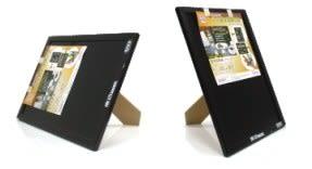 成功 01003 桌上型木框彩繪板-A3