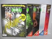 【書寶二手書T1/雜誌期刊_QEP】科學人_176~180期間_共5本合售_未來你怎麼想?