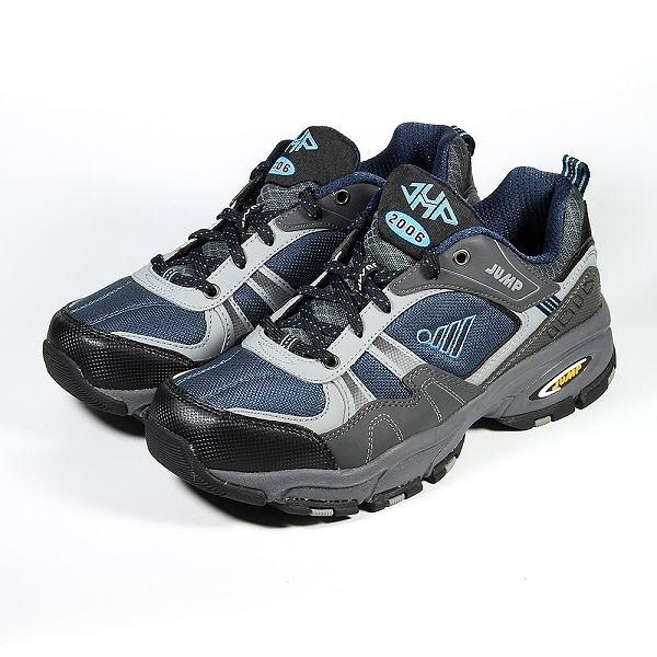 JUMP 2006越野跑鞋 灰藍 男