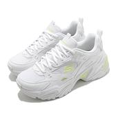 Skechers 休閒鞋 Stamina V2-The Rise Up 白 黃 女鞋 老爹鞋 運動鞋 【ACS】 149510WLM