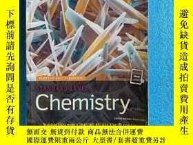 二手書博民逛書店Pearson罕見Baccalaureate Standard Level Chemistry Starter P