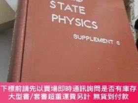 二手書博民逛書店Solid罕見State Physics:the direct observation of Dislocatio