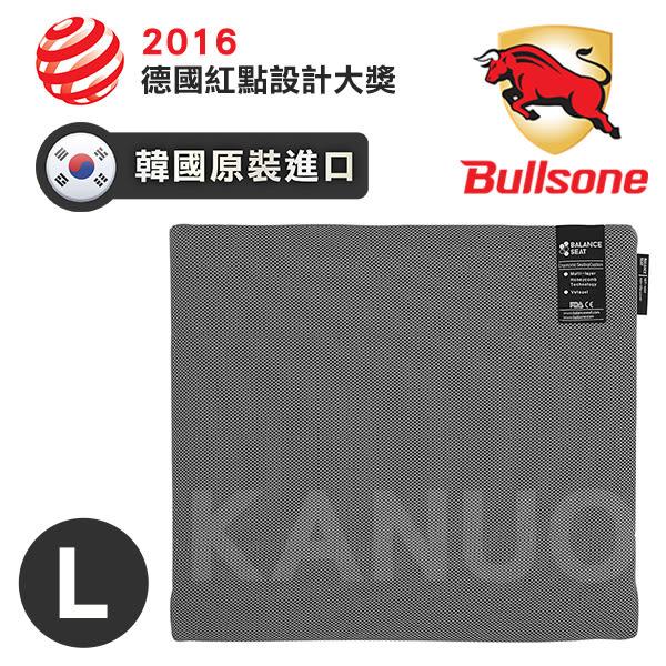 【BULLSONE 勁牛王】蜂巢凝膠健康坐墊 L號,贈品:時尚扣環保溫保冷袋x1