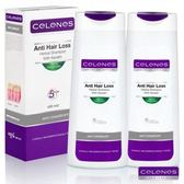 CELENES夏琳絲-有機成分活氧抗落髮去屑洗髮露 2入組