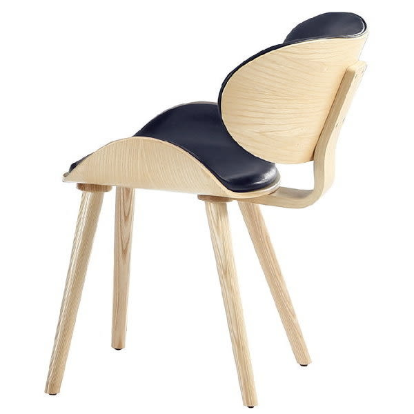 餐椅 PK-711-2 卡西納飛機餐椅(本色)【大眾家居舘】