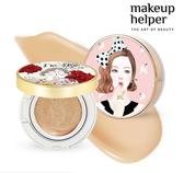 【出清】韓國 Makeup Helper 光感氣墊防曬粉凝霜 保濕粉凝霜 21淺色/23自然米 13G 有效期2021/01/25