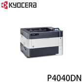[富廉網] 京瓷 KYOCERA P4040dn A3 單色雷射印表機 內建網路卡/ 雙面列印器 PDF 直接列印功能