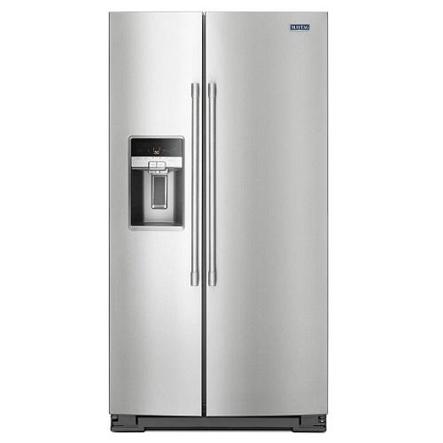 MAYTAG 美泰克 MSS26C6MFZ 對開門冰箱(外製冰)(755L)全機3年保.壓縮機10年保