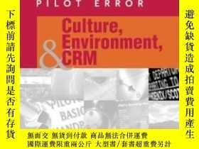 二手書博民逛書店Controlling罕見Pilot Error: Culture Environment And Crm (cr