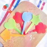 〔萌翻推薦〕CARMO甜心微笑可愛造型花牌 (單入) 園藝標籤插牌【B001005】