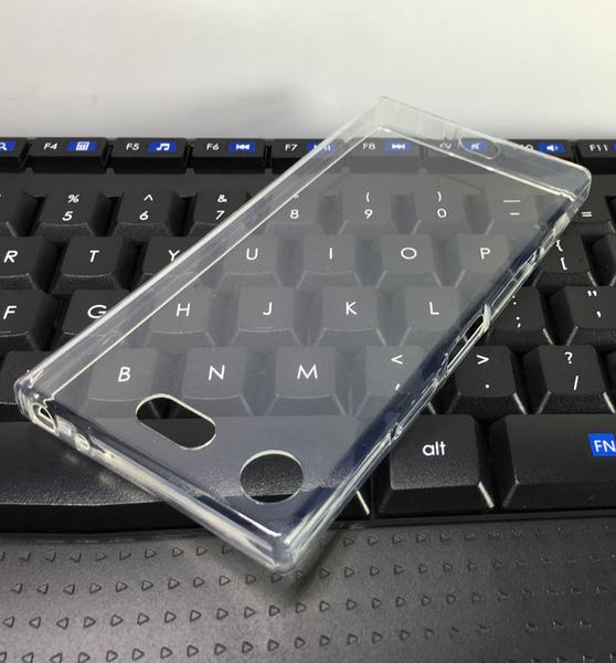 King*Shop~索尼Xperia XZ1Compact透明手機軟殼 XA1Plus 簡約防摔超薄保護套