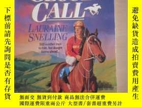 二手書博民逛書店CLOSE罕見CALL LAURAINE SNELLING 英文原版Y14018 出版1994