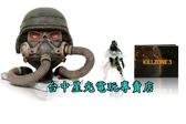 【特典商品】殺戮地帶3 Killzone 赫爾蓋斯特頭盔+槍手公仔+美術畫冊 全新品【台中星光電玩】