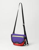 MSPC(master-piece) Flappy No.12852-PURPLE [輕量復古休閒側背包-紫色]