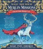 【MTH CD】Magic Tree House Merlin Mission   #01-08/CD (原神奇樹屋 #29-36)